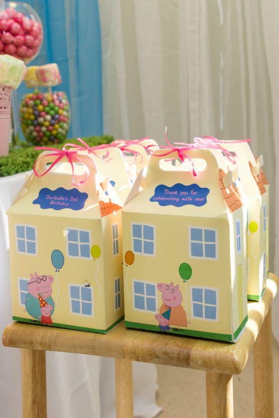 Peppa Pig Souvenirs: 50 ideas for decoration and step by step 35