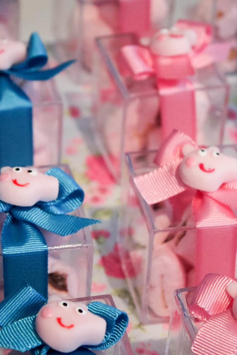Peppa Pig Souvenirs: 50 ideas for decoration and step by step 4