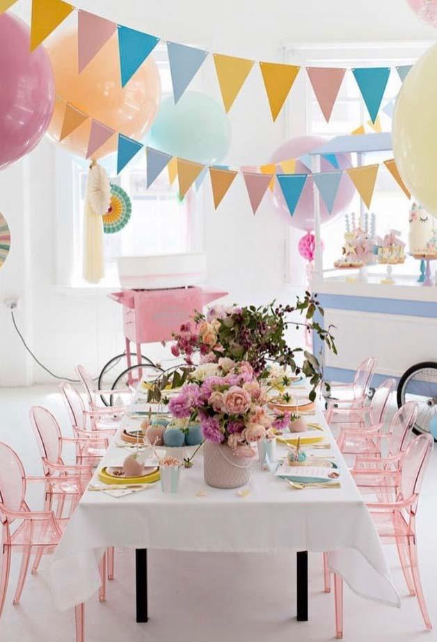 Children's party decoration: step-by-step and creative ideas 27