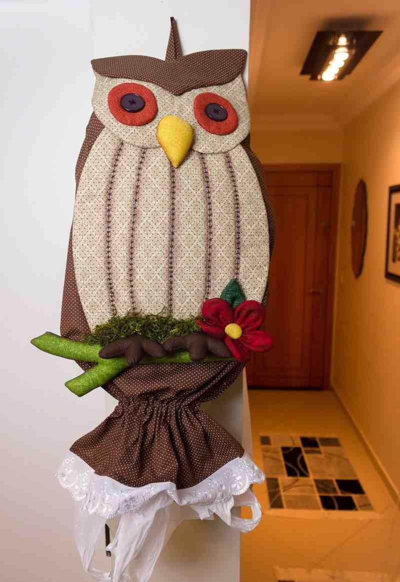 Owl bag pull: 60 ideas with photos and video step by step 6