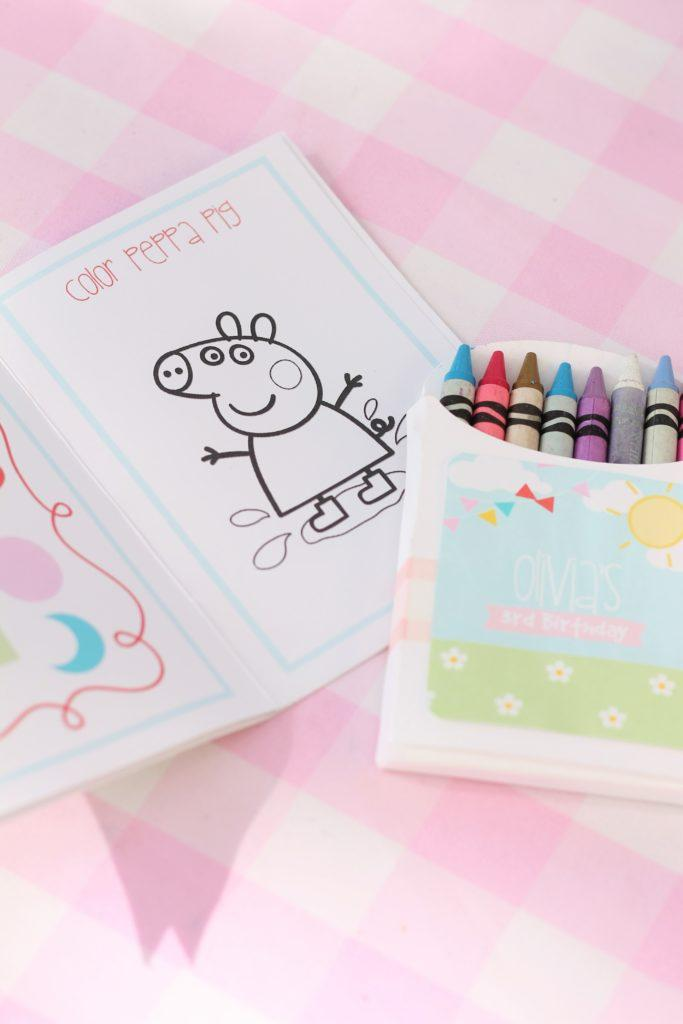 Peppa Pig Souvenirs: 50 decorating ideas and step by step 43