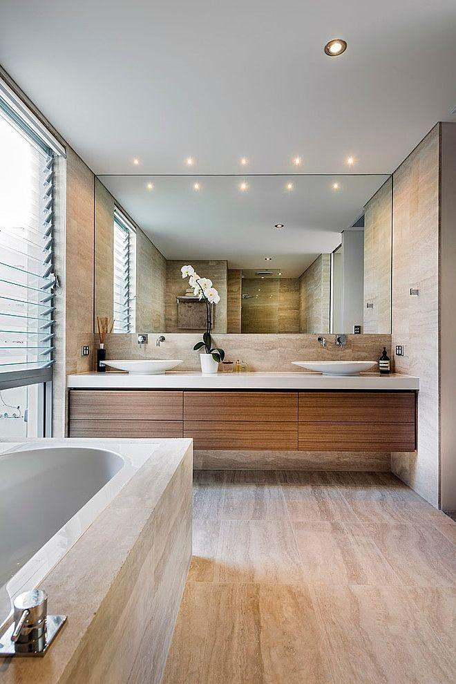 Bathroom coatings: types, models and pictures 9