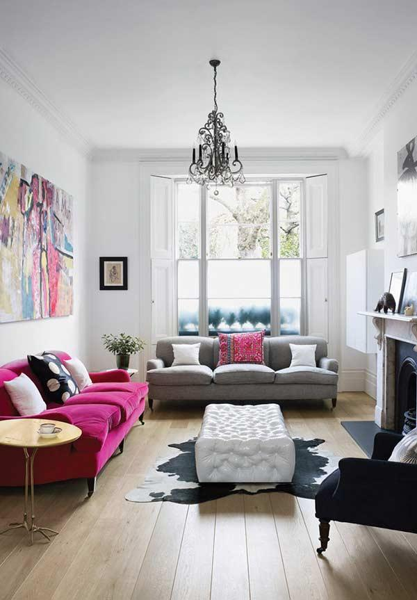 Sofa Cushions: Tips for Choosing and 60 Ambient Inspirations