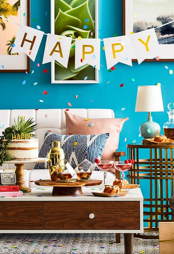 Carnival Decoration: 60 tips and ideas to brighten up your party 7