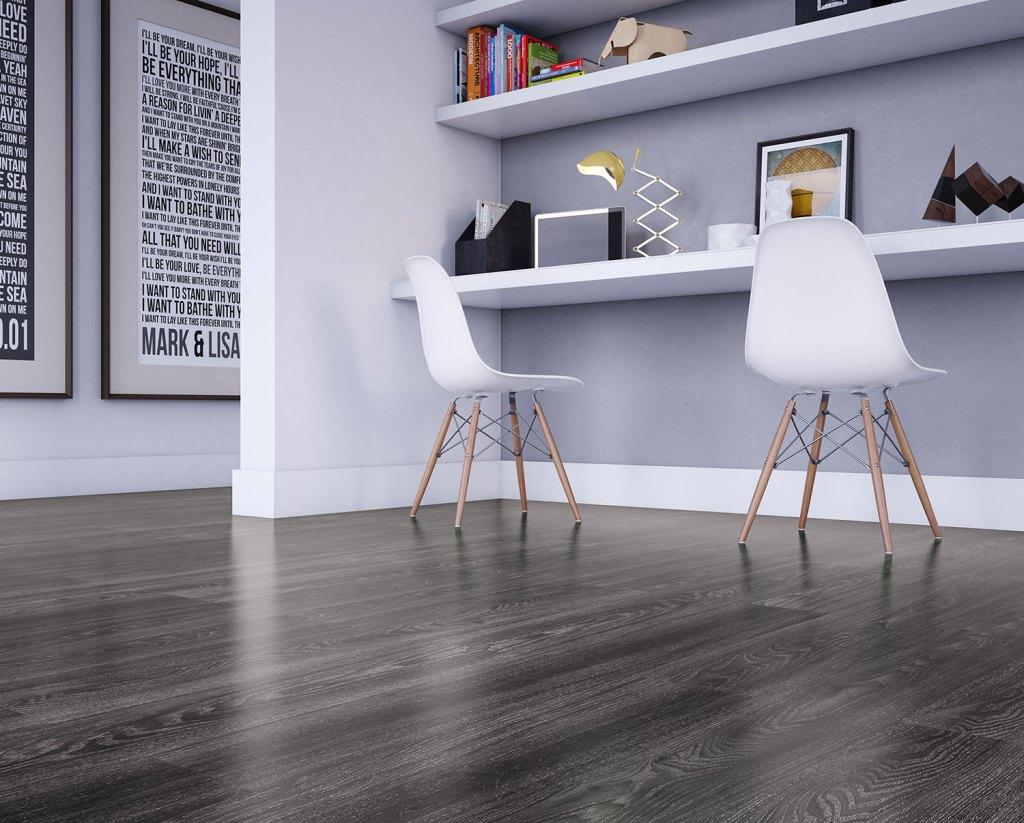 Wood carpet: advantages, prices and 50 photos of projects 23