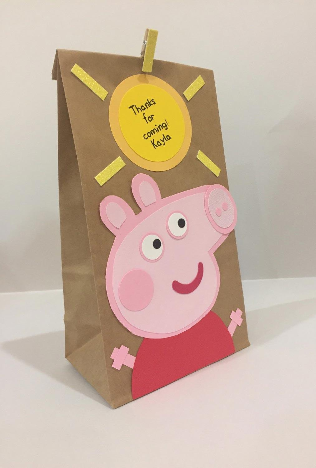 Peppa Pig Souvenirs: 50 decorating ideas and step by step 25