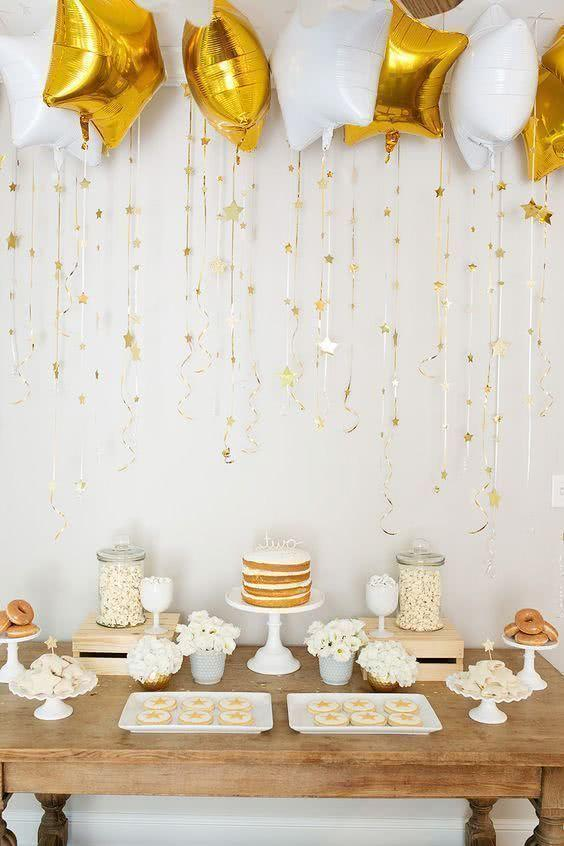 Decoration with balloons: 85 inspirations to decorate 31