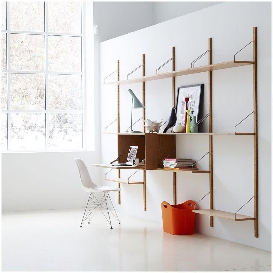 Creative Shelves: 60 Modern and Inspiring Solutions 47