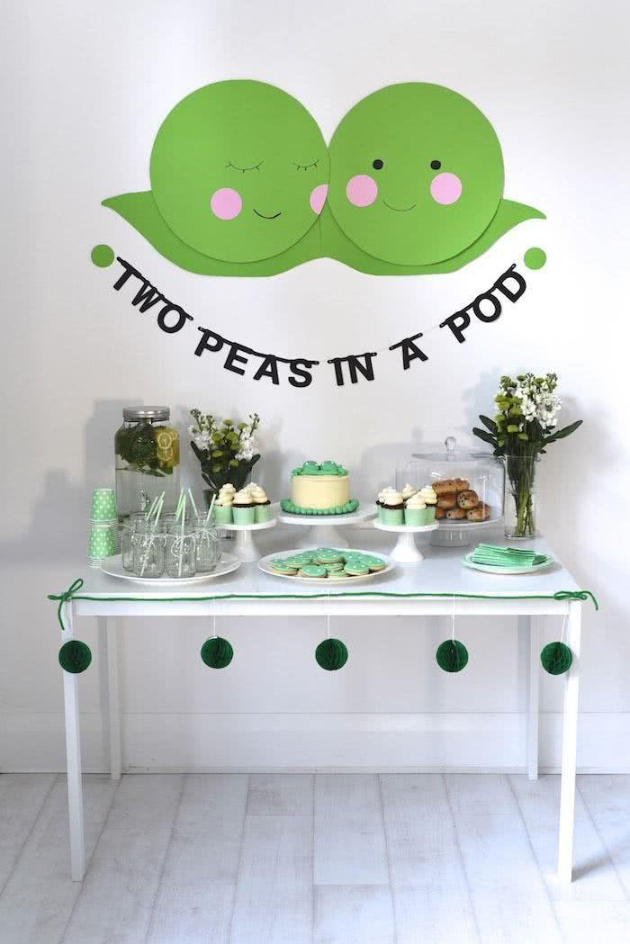 Baby Shower and Diaper Decoration: 70 Amazing Ideas and Photos 55