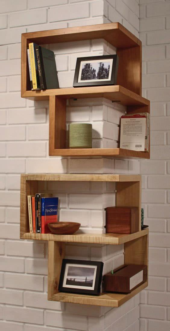 Creative Shelves: 60 Modern and Inspiring Solutions
