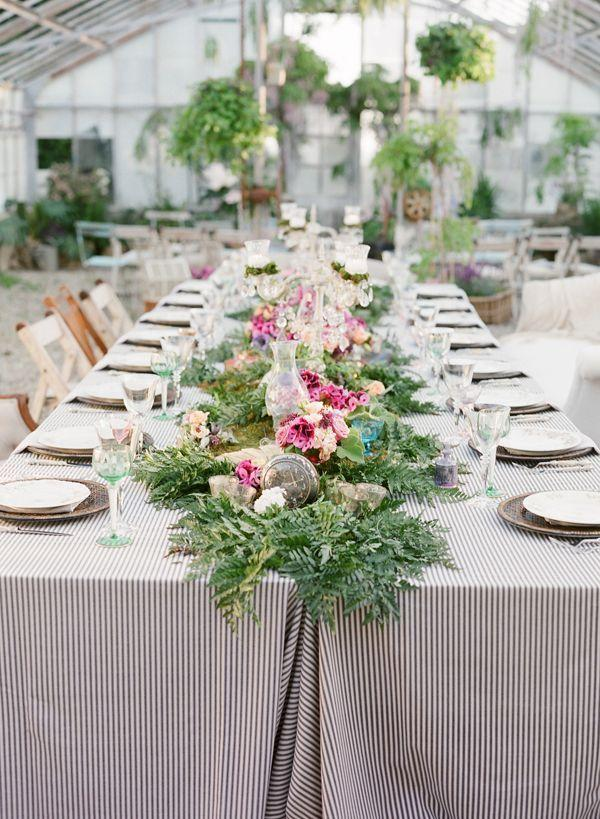 Wedding arrangements: 70 ideas for table, flowers and decoration 25