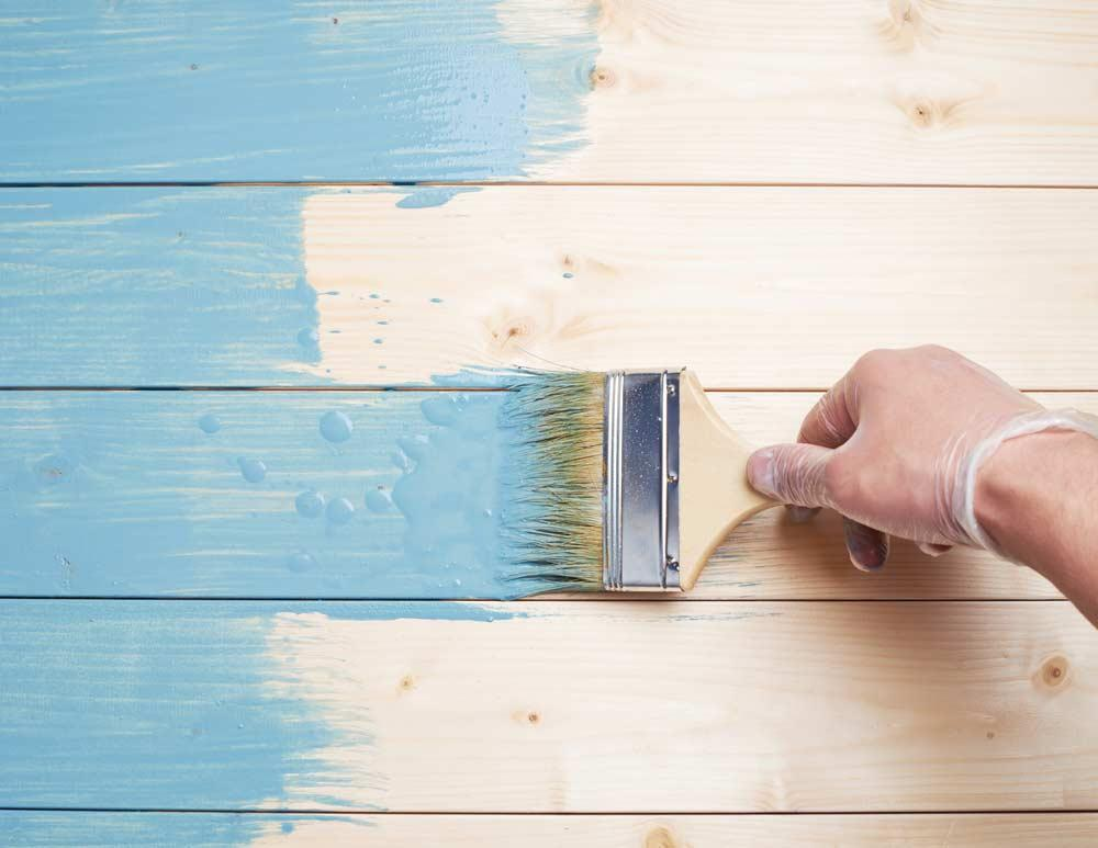 How to Paint Wood: Essential Tips for Starting 3