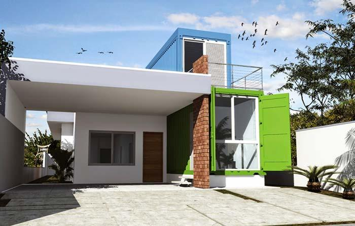 Container house: 60 projects, prices, photos and tips 1