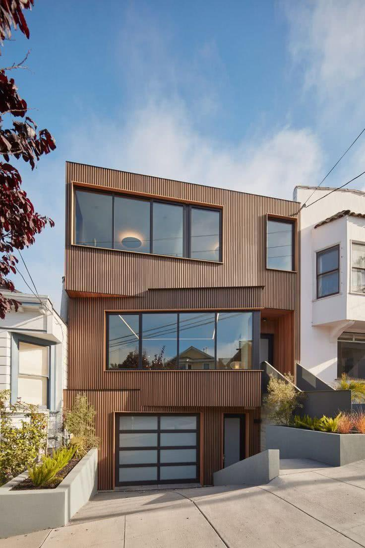 Houses with American style: 65 projects inside and out 2