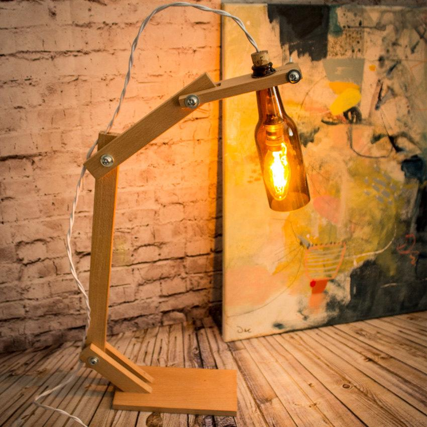 Rustic luminaire: 72 different models to inspire 21