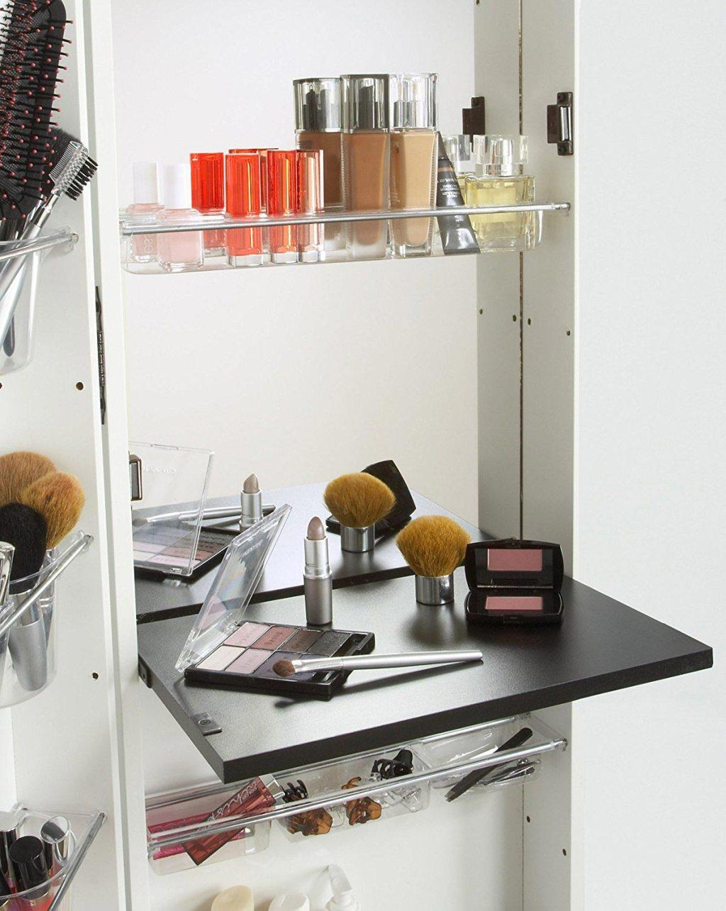 Makeup table: 60 ideas to decorate and organize 8