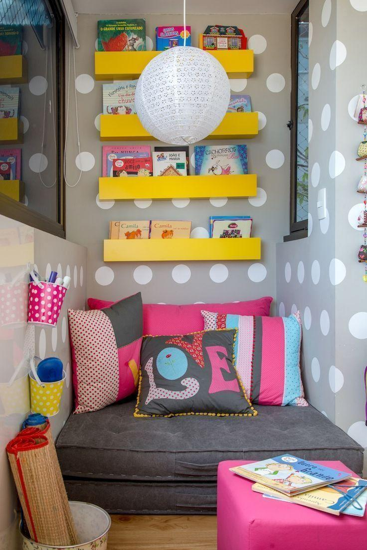 Reading corner: 60 decorating ideas and how to do it 61