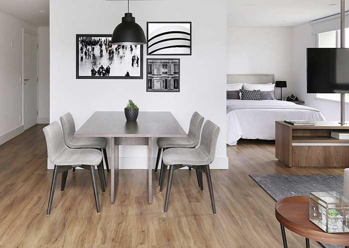 Integrate all environments with the same type of floor