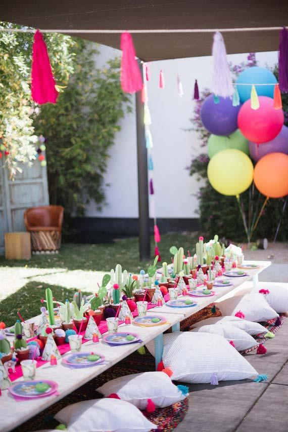Childrens party decoration: step-by-step and creative ideas 10