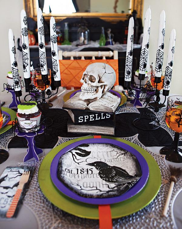 Halloween Party: 60 decorating ideas and 57 theme photos
