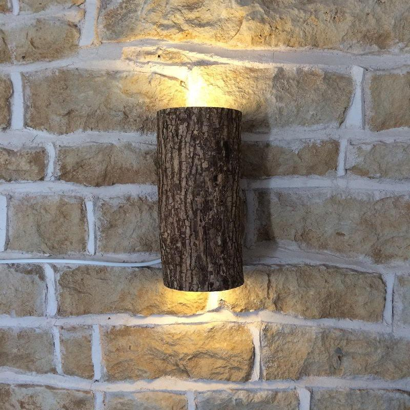 Rustic luminaire: 72 different models to inspire 5