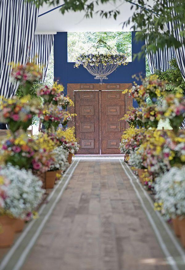 Wedding Arrangements: 70 ideas for table, flowers and decoration 9