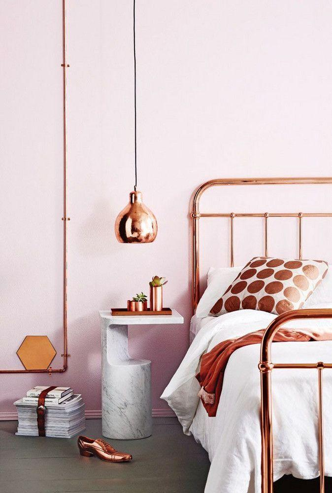 Pink shades in decor: 60 perfect ideas and tips 1