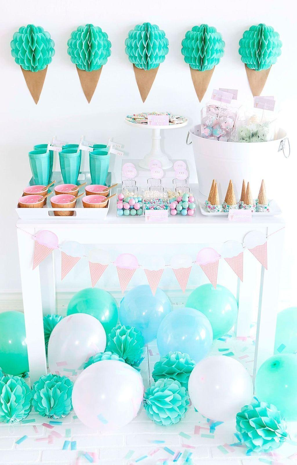 Decoration with balloons: 85 inspirations to decorate 25