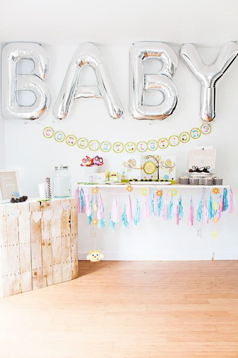Baby Shower and Diaper Decoration: 70 Amazing Ideas and Photos 47
