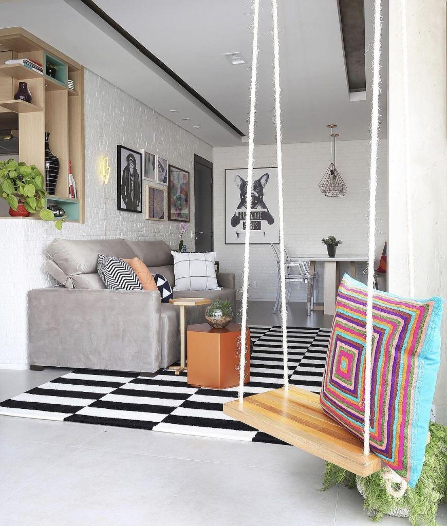 Decorated houses: 85 decorating ideas, photos and designs 15
