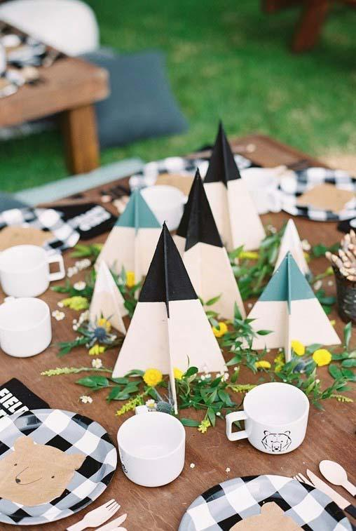 Childrens party decoration: step-by-step and creative ideas 49