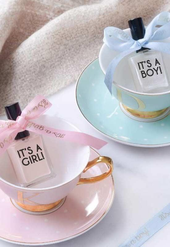 Baby tea set with cup
