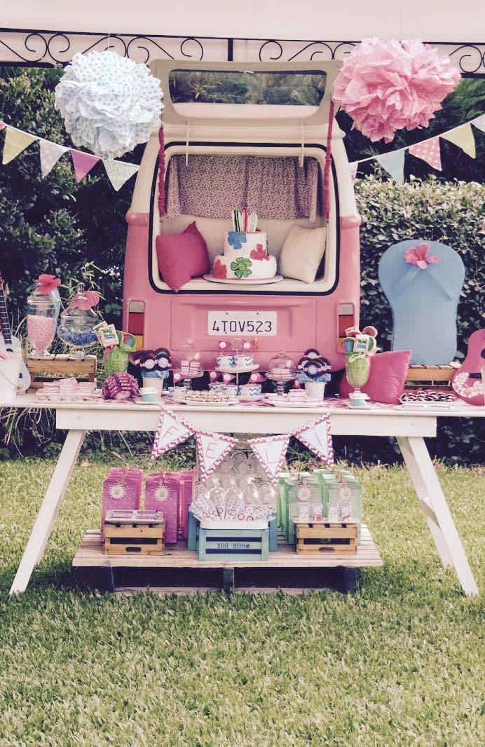 15-year party decoration: discover exciting ideas 20