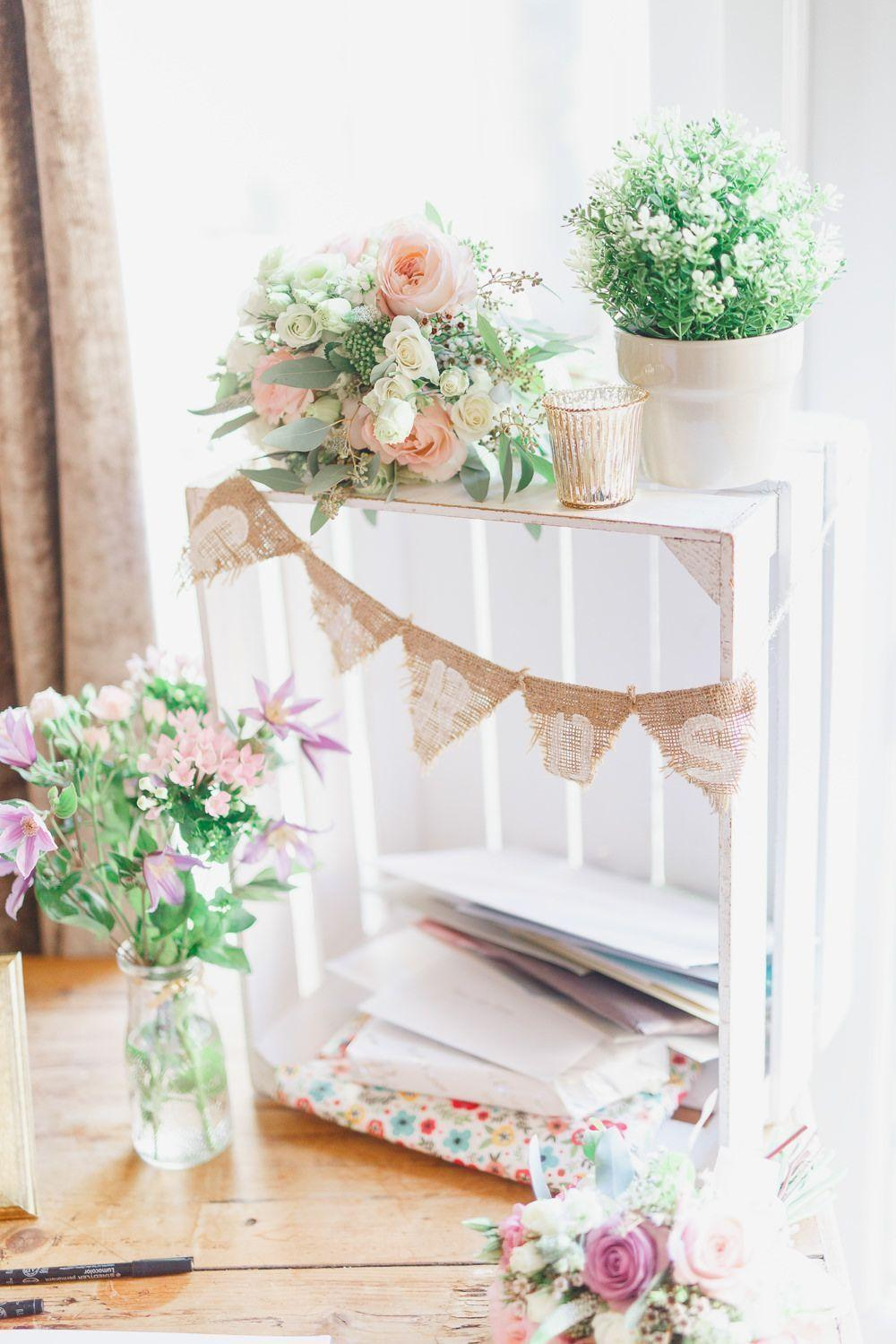 Wedding arrangements: 70 ideas for table, flowers and decoration 53
