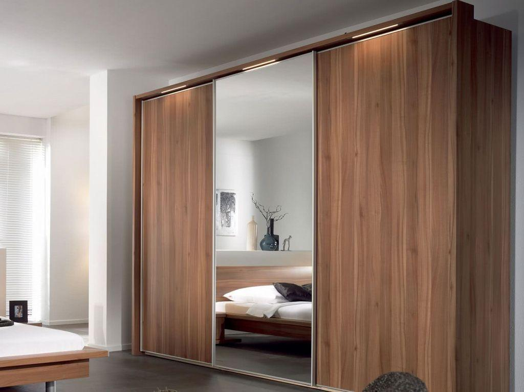 Sliding door: advantages of using and projects with photos 8