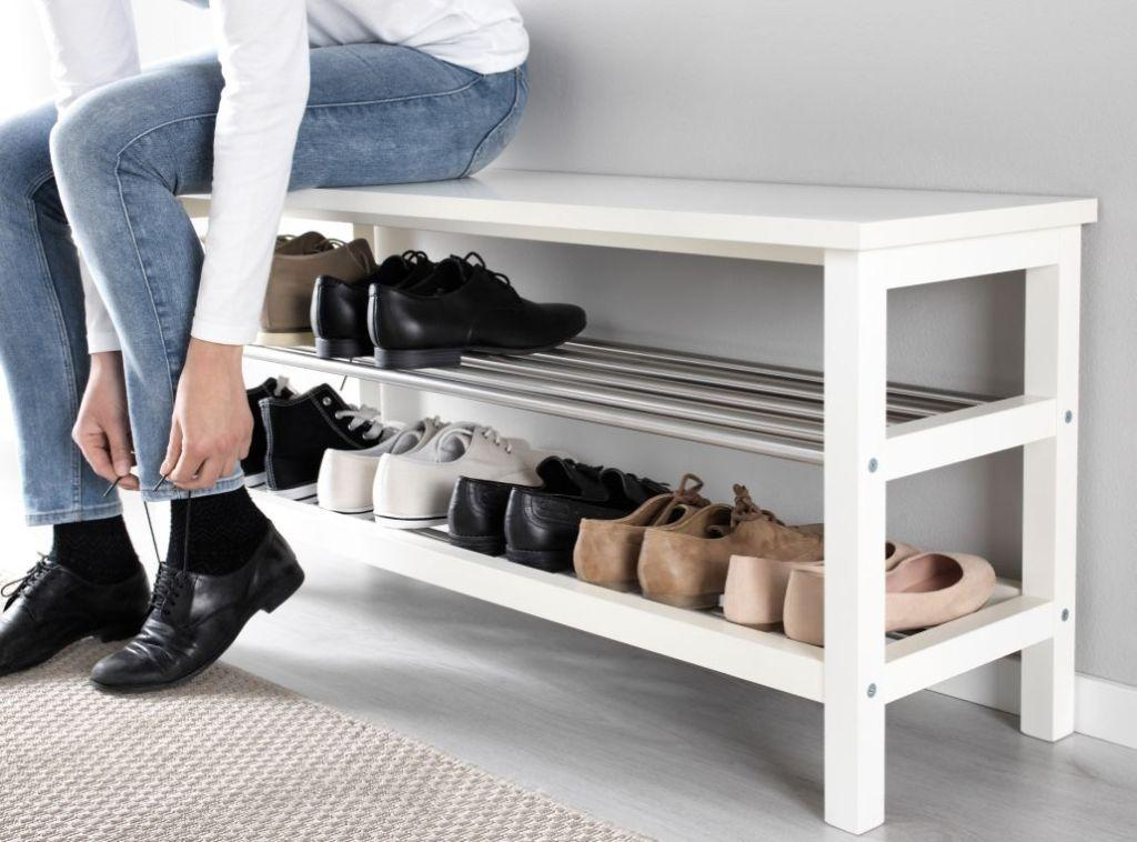 60 ideas and tips on how to organize shoes 20