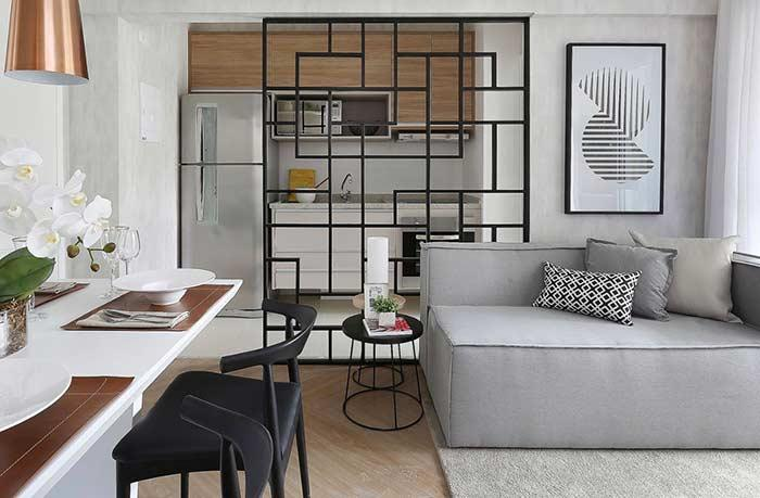 Look for almond tones for a contemporary look