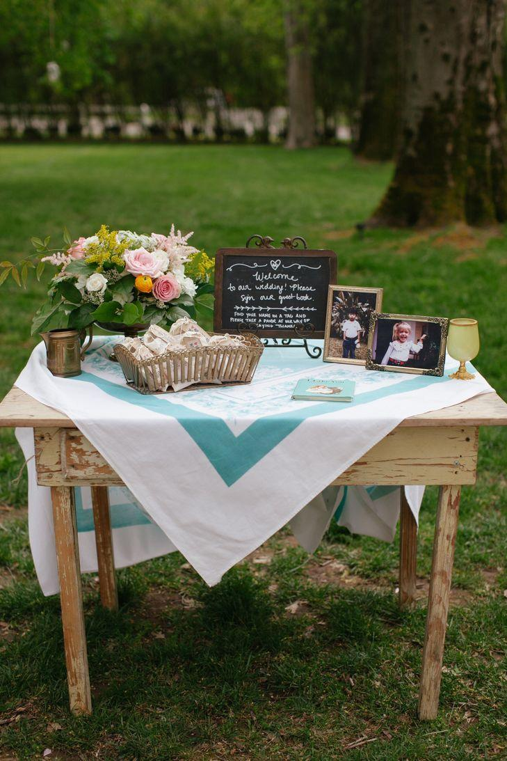 Rustic wedding: 80 decorating ideas, photos and DIY 71