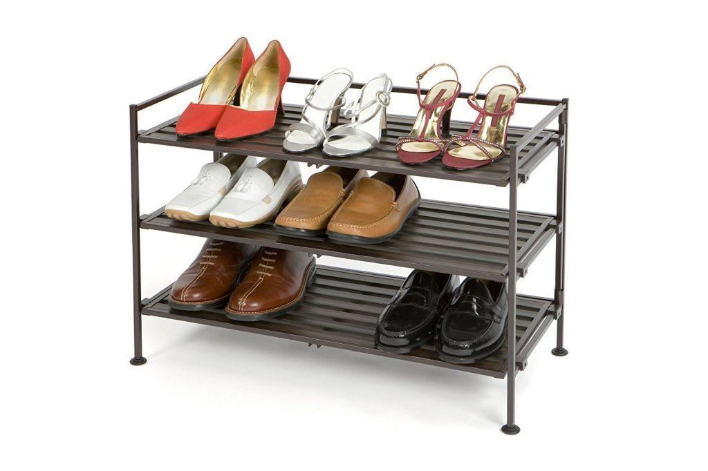 60 ideas and tips on how to organize shoes 9