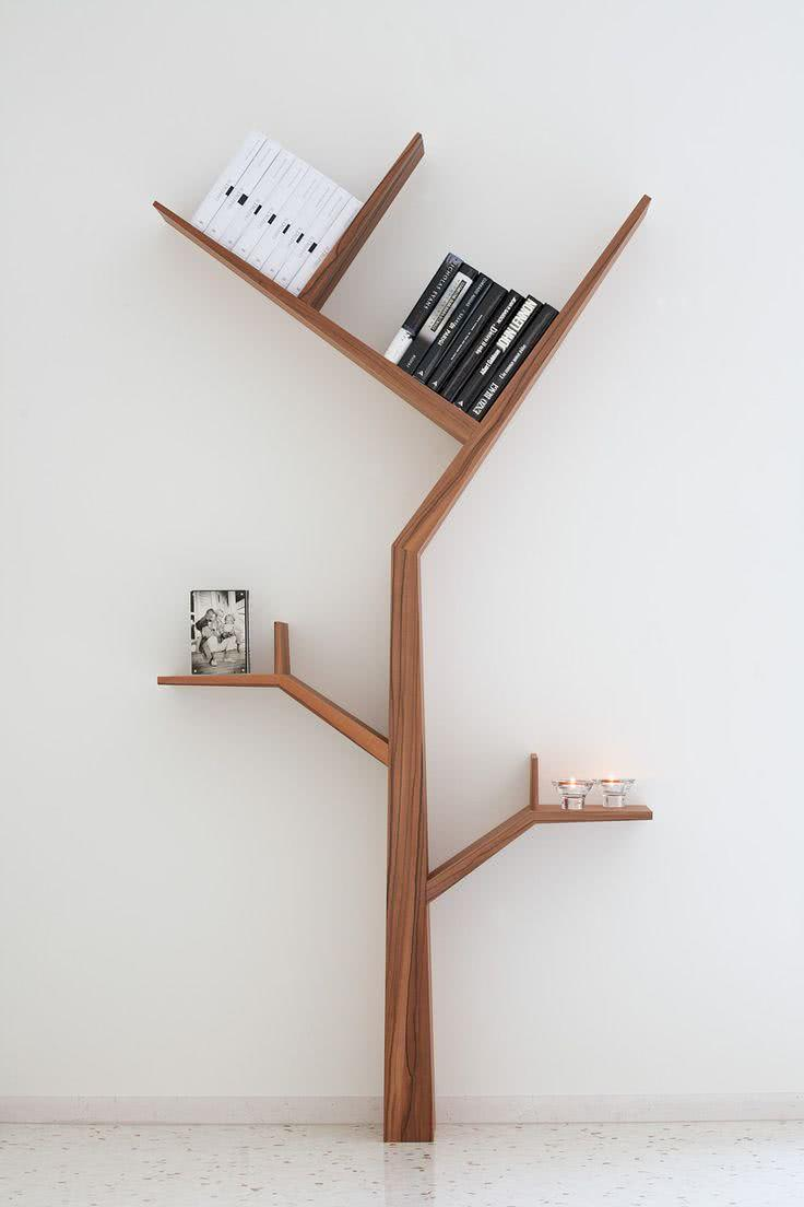 Creative Shelves: 60 Modern and Inspiring Solutions 9