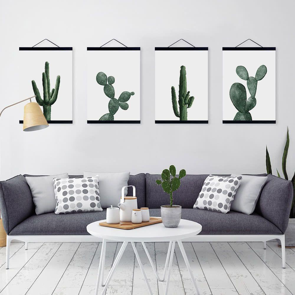 Cacti at home: 60 inspirations to decorate with the 52 plant