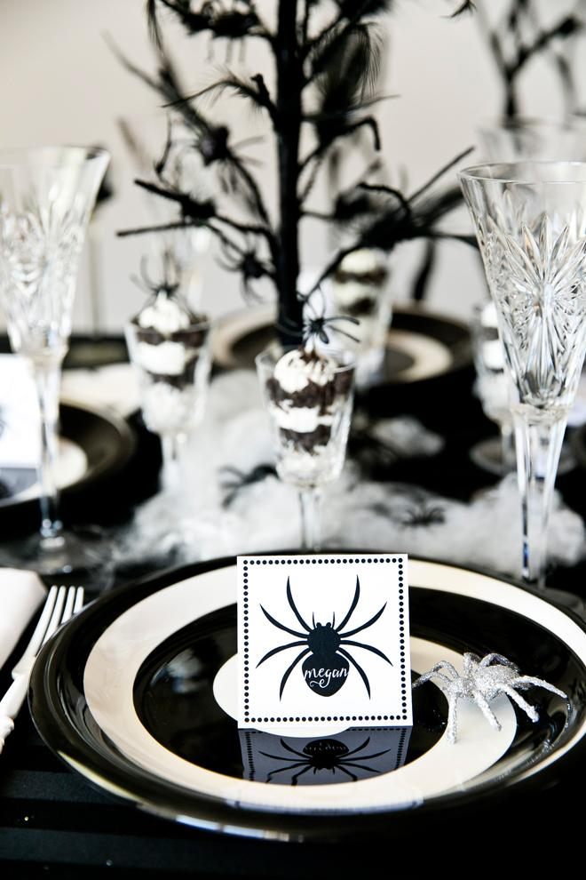 Halloween Party: 60 decorating ideas and theme pictures 48