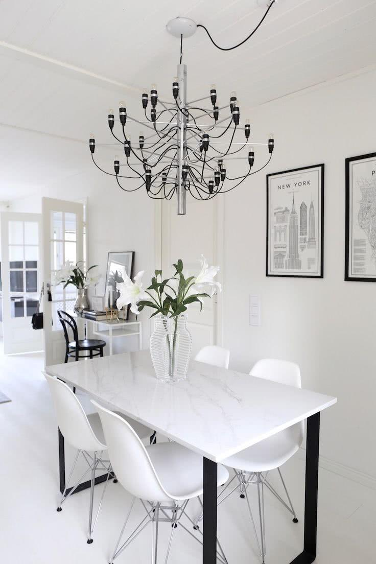 Chandelier models: 60 ideas to hit the light 10