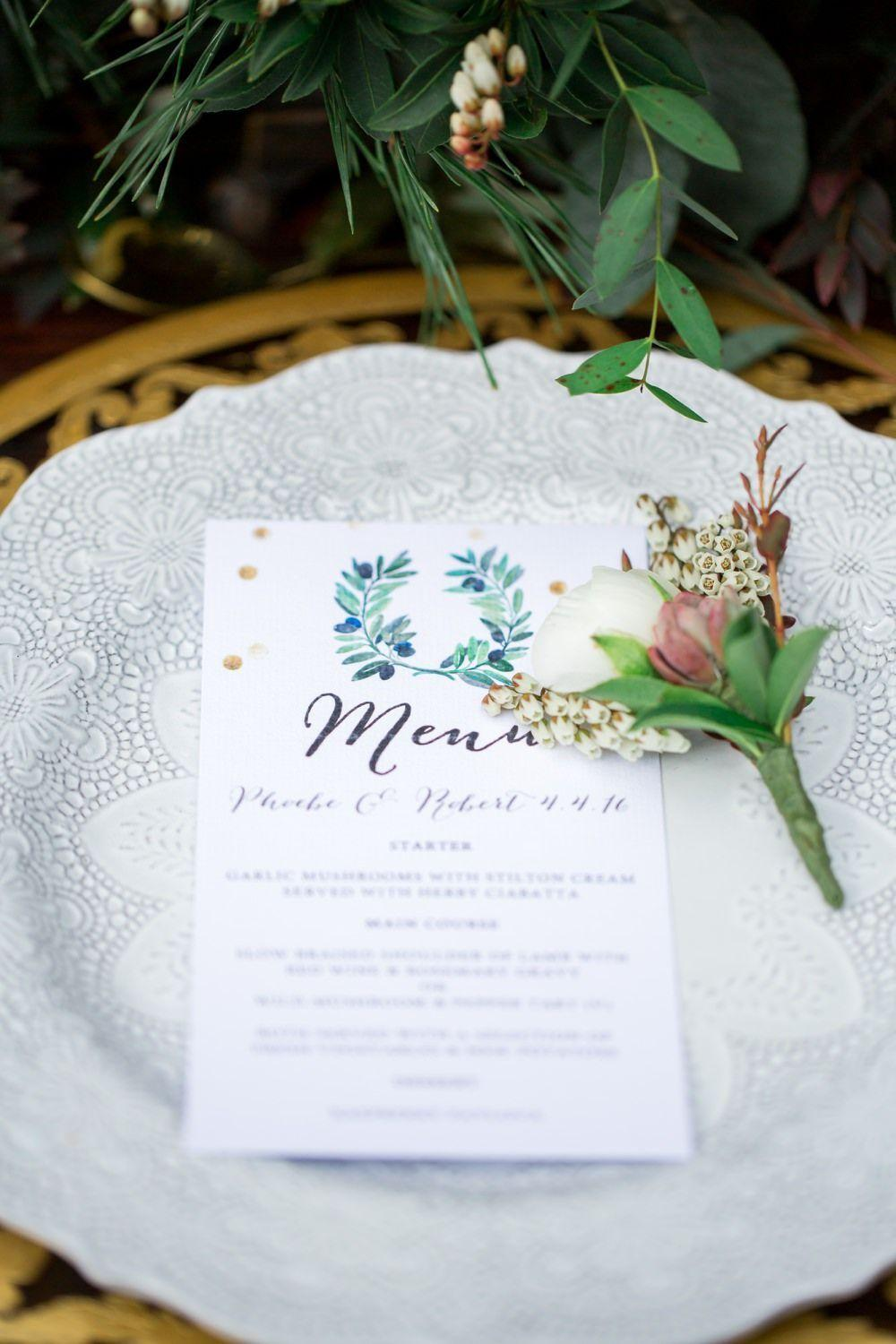 Wedding arrangements: 70 ideas for table, flowers and decoration 67
