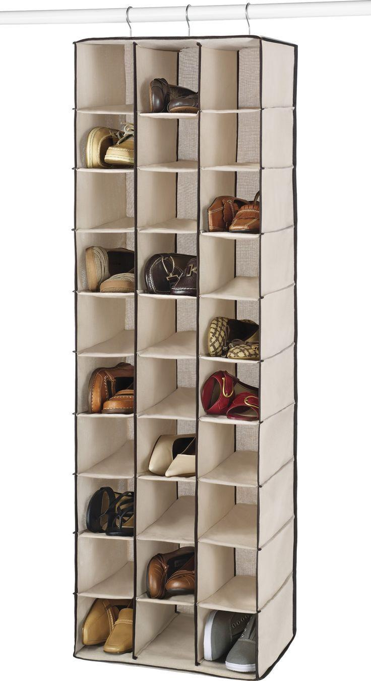 60 ideas and tips on how to organize shoes 12