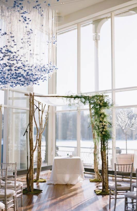 Simple wedding decoration: 95 sensational ideas to be inspired 2