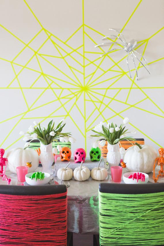 Festa Halloween: 60 decorating ideas and photos of theme 43