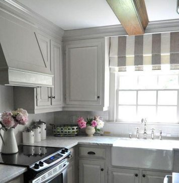 Curtains for kitchens