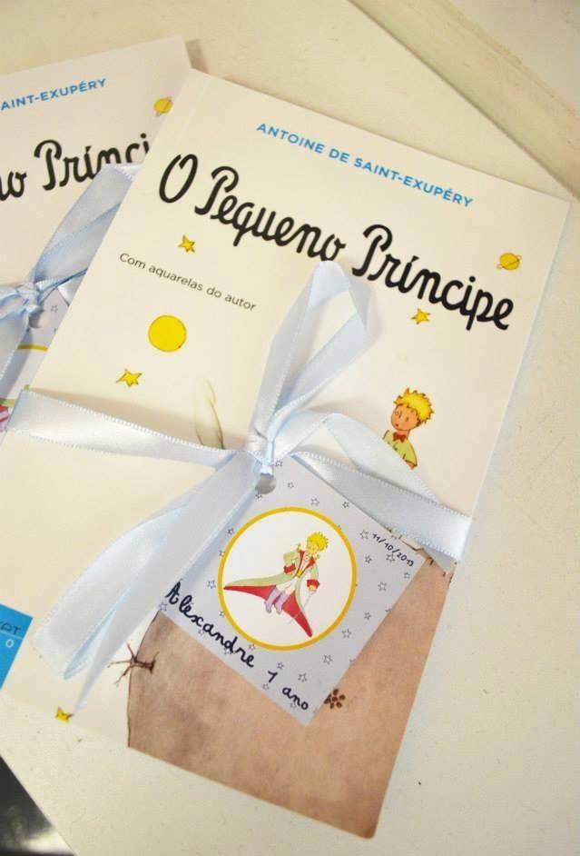 The little prince's gift book
