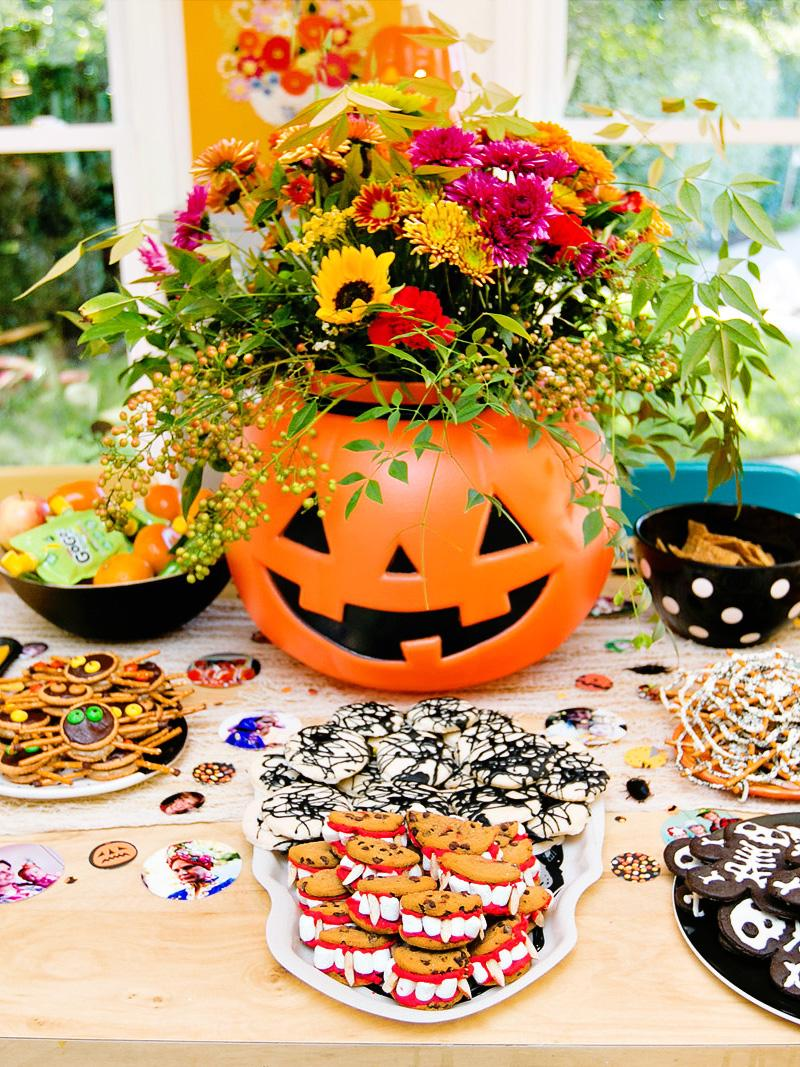 Halloween Party: 60 decorating ideas and 51 theme photos